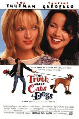 The Truth About Cats And Dogs (1996) ดีเจจ๋า ขอดูหน้าหน่อย