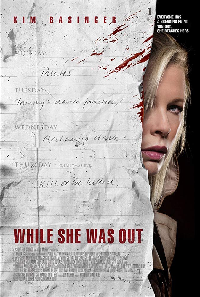 While She Was Out (2008) ขณะที่เธอออกไป (Soundtrack ซับไทย)